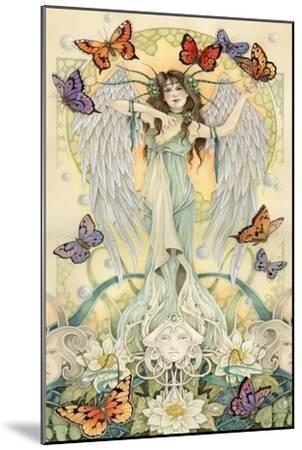 The Soul Searchers 3-Linda Ravenscroft-Mounted Giclee Print