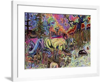 Water-Josh Byer-Framed Giclee Print