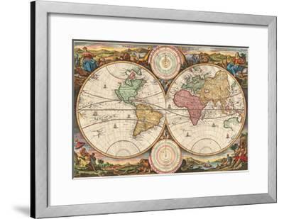 World 1730-Marcus Jules-Framed Giclee Print