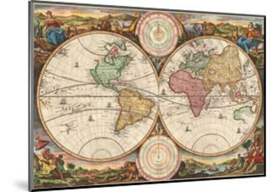World 1730-Marcus Jules-Mounted Giclee Print