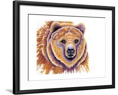 Grizzly Bear-Michelle Faber-Framed Giclee Print