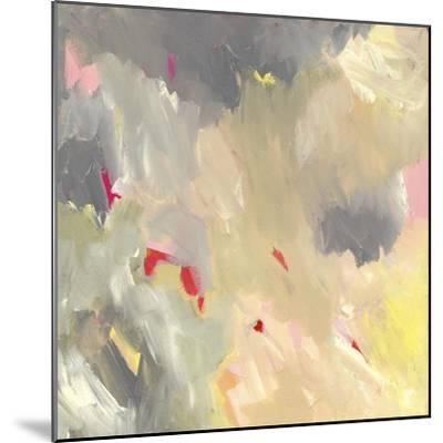 The Storm - Abstract-Jennifer McCully-Mounted Giclee Print