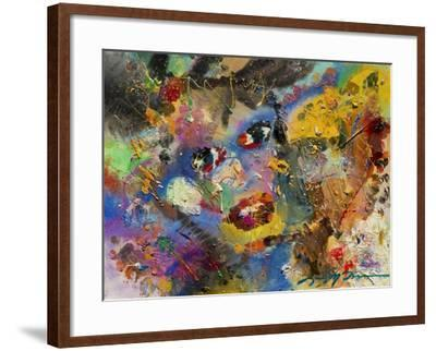 Multimedia Faces of You-Lucy P. McTier-Framed Giclee Print