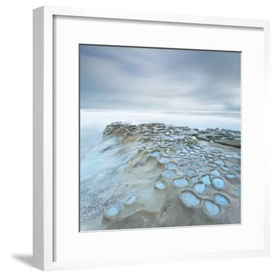 Crateres Color Cuadrada-Moises Levy-Framed Photographic Print
