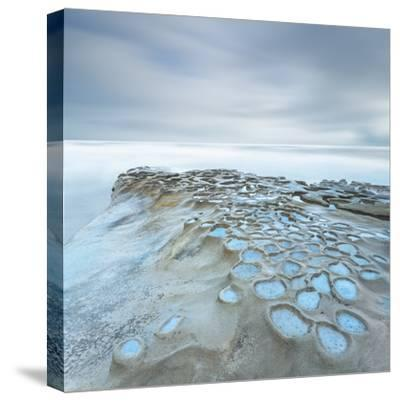 Crateres Color Cuadrada-Moises Levy-Stretched Canvas Print
