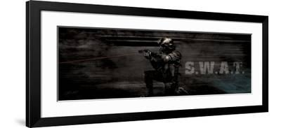 Swat-Jason Bullard-Framed Giclee Print