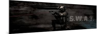 Swat-Jason Bullard-Mounted Giclee Print