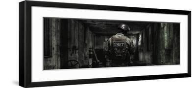 Swat Senses-Jason Bullard-Framed Giclee Print