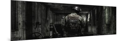 Swat Senses-Jason Bullard-Mounted Giclee Print