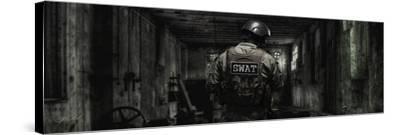 Swat Senses-Jason Bullard-Stretched Canvas Print