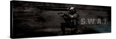 Swat-Jason Bullard-Stretched Canvas Print