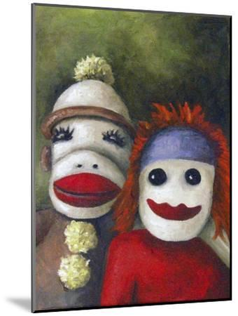 Love Socks-Leah Saulnier-Mounted Giclee Print