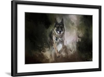 To the Rescue-Jai Johnson-Framed Giclee Print
