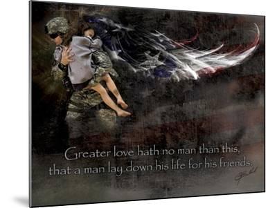 Military Rescue-Jason Bullard-Mounted Giclee Print