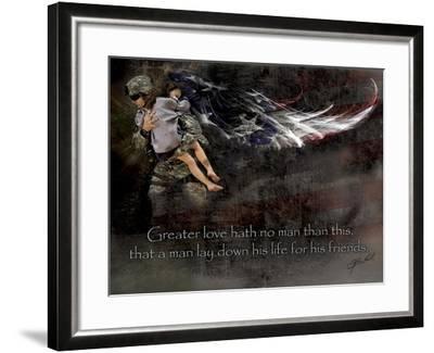 Military Rescue-Jason Bullard-Framed Giclee Print