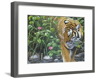 Endangered-Luis Aguirre-Framed Giclee Print