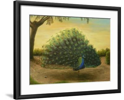 Radiance-Luis Aguirre-Framed Giclee Print