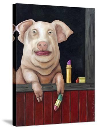 Blind Date-Leah Saulnier-Stretched Canvas Print