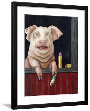 Blind Date-Leah Saulnier-Framed Giclee Print