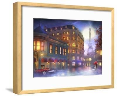 Mightnight in Paris-Joel Christopher Payne-Framed Giclee Print