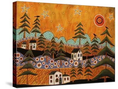 Forest Refuge 1-Karla Gerard-Stretched Canvas Print