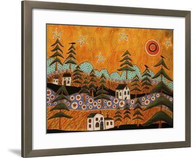 Forest Refuge 1-Karla Gerard-Framed Giclee Print