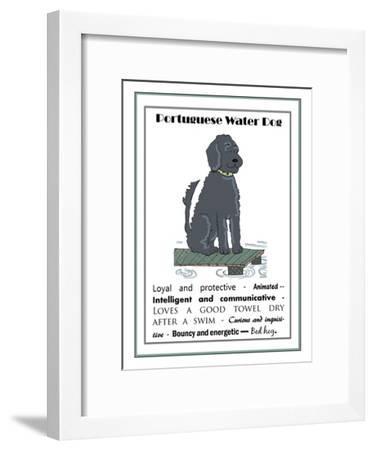 XL Portuguese-Jennifer Zsolt-Framed Giclee Print