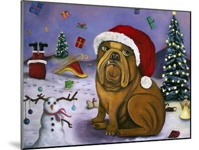Christmas Crash-Leah Saulnier-Mounted Giclee Print