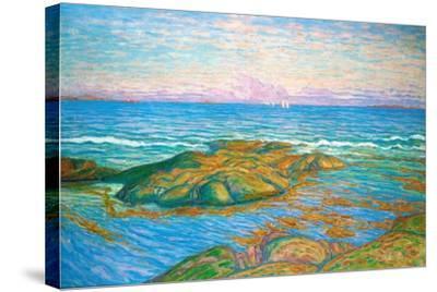 Skaret-Karl Nordstrom-Stretched Canvas Print