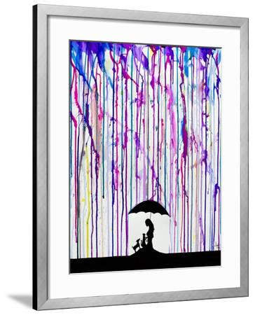 Cradle-Marc Allante-Framed Giclee Print
