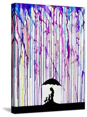 Cradle-Marc Allante-Stretched Canvas Print