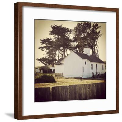 First Dairy-Lance Kuehne-Framed Photographic Print