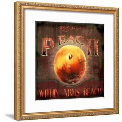 Love Is a Peach-Joel Christopher Payne-Framed Giclee Print