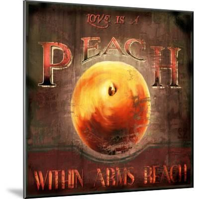 Love Is a Peach-Joel Christopher Payne-Mounted Giclee Print