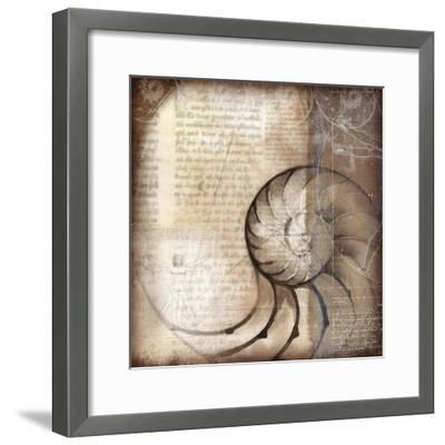 Nautalis I-Kory Fluckiger-Framed Giclee Print