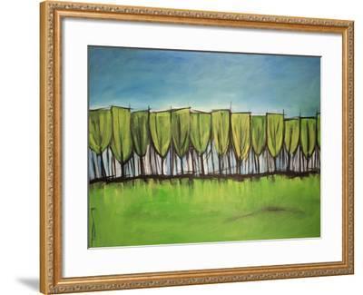 Evangelist Trees-Tim Nyberg-Framed Giclee Print