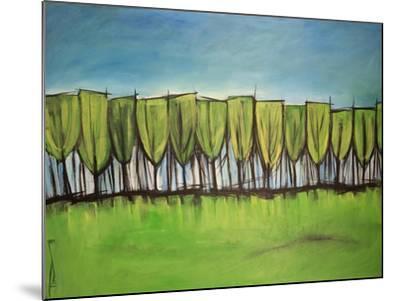 Evangelist Trees-Tim Nyberg-Mounted Giclee Print