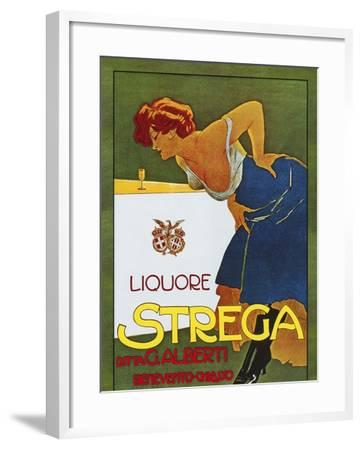 Spirits018-Vintage Lavoie-Framed Giclee Print