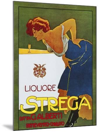 Spirits018-Vintage Lavoie-Mounted Giclee Print