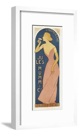 Spirits016-Vintage Lavoie-Framed Giclee Print