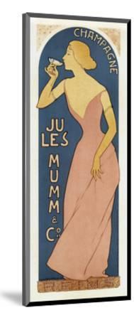 Spirits016-Vintage Lavoie-Mounted Giclee Print