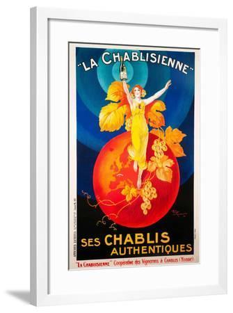 Ad-Vintage Lavoie-Framed Giclee Print