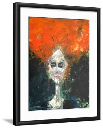 Aging Actress-Tim Nyberg-Framed Giclee Print
