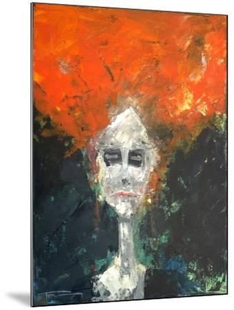 Aging Actress-Tim Nyberg-Mounted Giclee Print