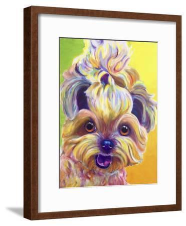 Bloom-Dawgart-Framed Giclee Print
