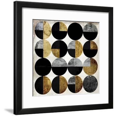 Conversation-Color Bakery-Framed Giclee Print