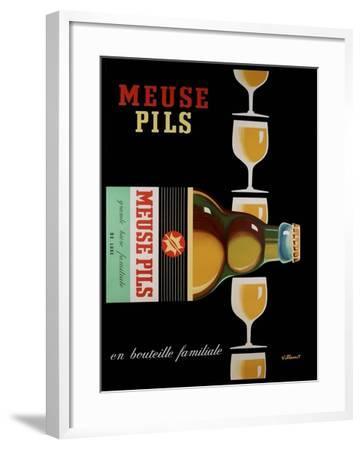 Spirits026-Vintage Lavoie-Framed Giclee Print