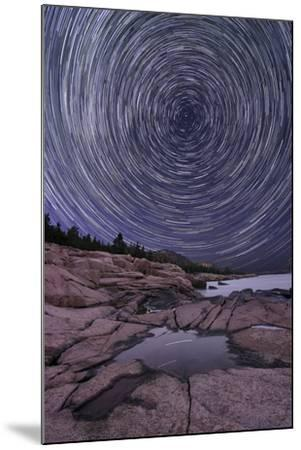 Celestial Bullseye-Michael Blanchette Photography-Mounted Photographic Print