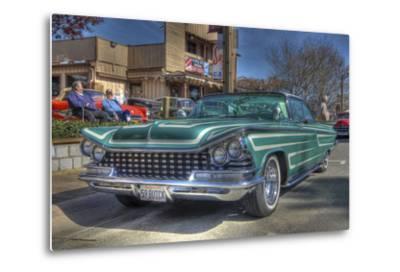 Vintage Car-Robert Kaler-Metal Print