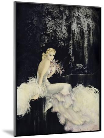 Deco-Vintage Lavoie-Mounted Giclee Print